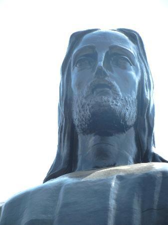 Monumento a Cristo Rey: Cristo Head