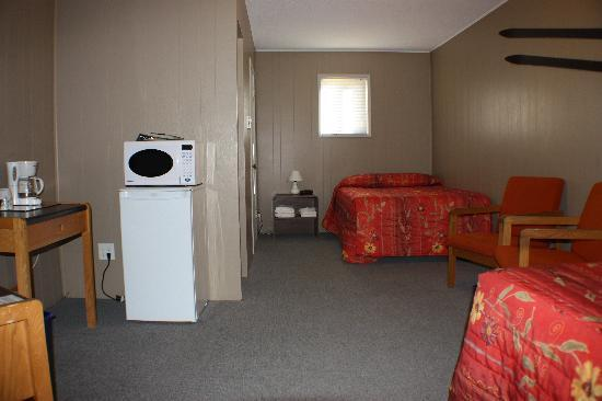 Rossland Motel Double Room