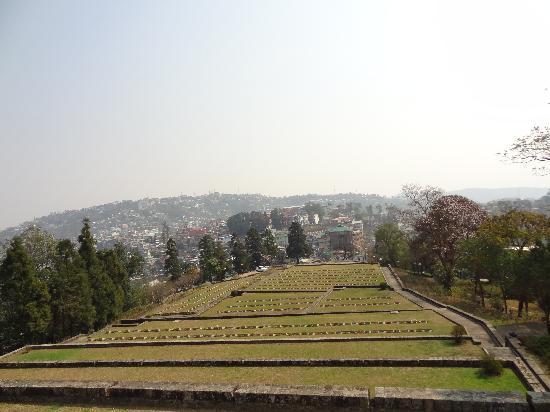 Kohima War Cemetery: WW II