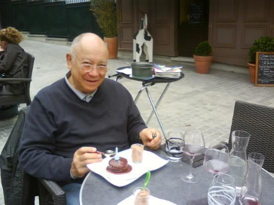 La Grange : Un geste sympa pour mes 70 ans !