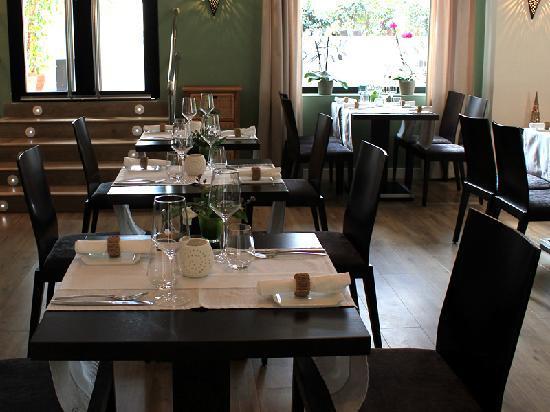 Interior Restaurante Oliva Nerja 1