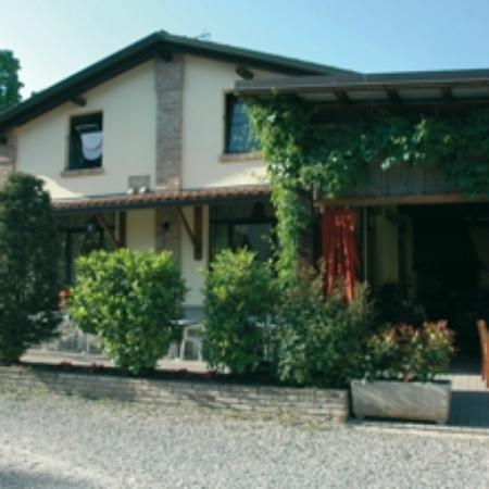 Sala Baganza, Italy: Esterno del Ristorante