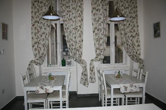 Budapest Rooms: la cocina