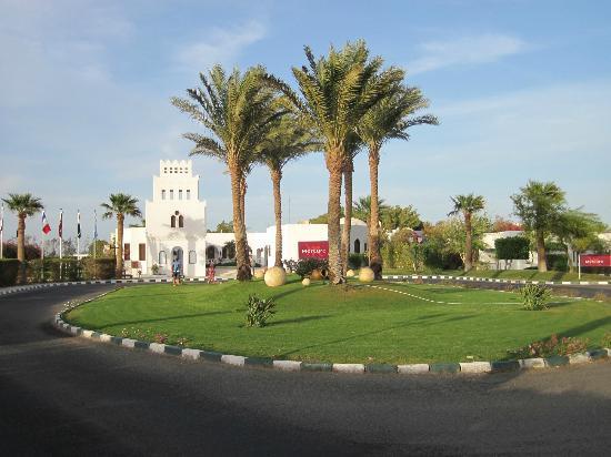 Mercure Hurghada Hotel: Anlage