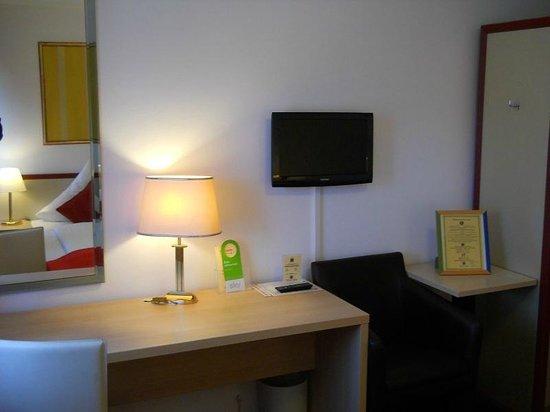 Rheinhotel Lilie: Zimmer