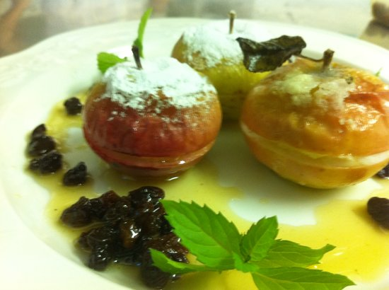 Keyworth Village Cafe and Bistro : local discovery apples