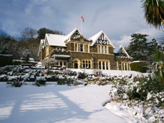 Yeoldon House Hotel: Winter at Yeoldon