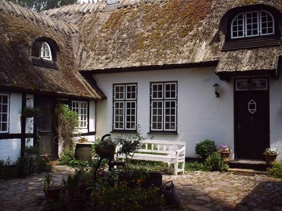 Roedvig, Denmark: Cozy old Oak house - Eghuset