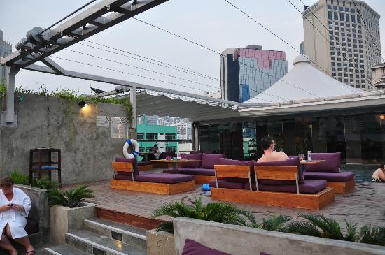Galleria 10 Hotel Bangkok by Compass Hospitality: <