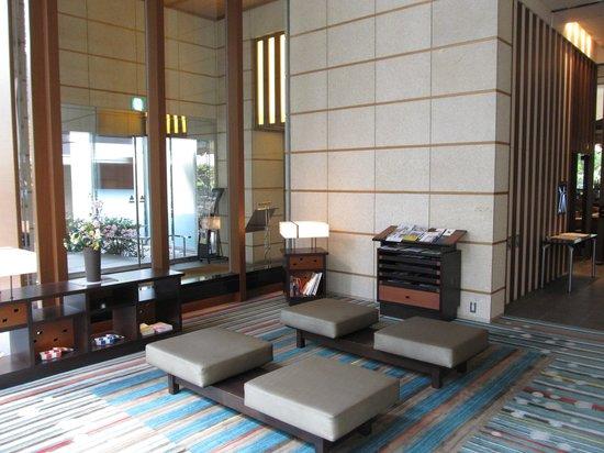 Hotel Niwa Tokyo: Reception