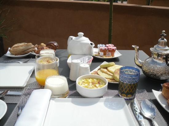 Cesar Resort & Spa: petit déjeuner !