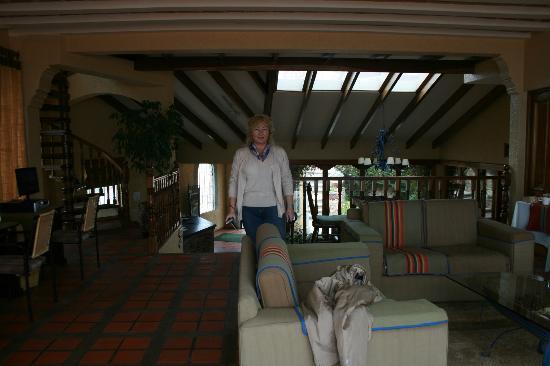 Hotel Rosario Lago Titicaca: Encontre la comodidad que estoy acostumbrada,con un ambiente relajado