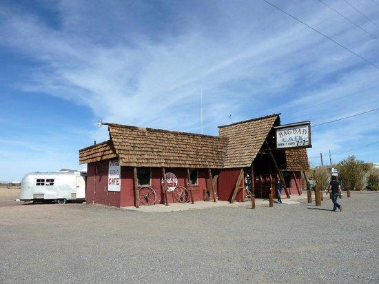 Restaurants In Newberry Springs Ca