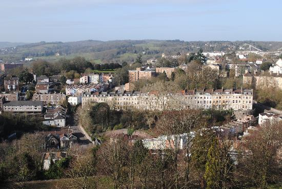 A view from Cabot Tower