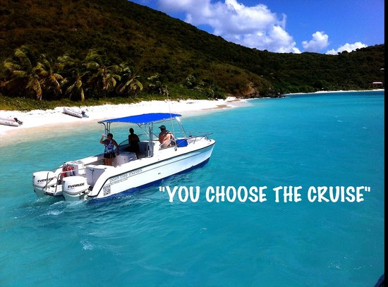 Palm Tree Charters : In White Bay, Jost Van Dyke