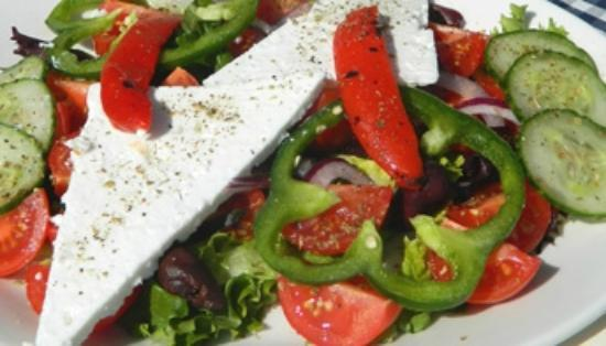 The Greek: Village Salad