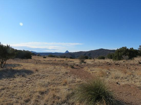 Chihuahuan Desert Nature Center & Botanical Garden: Modesto CanyonTrail Head