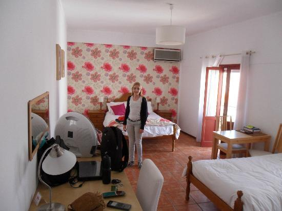 Residencial Hotel Por do Sol: Room