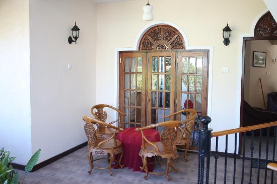 Expeditor Inn: zitplaats buiten