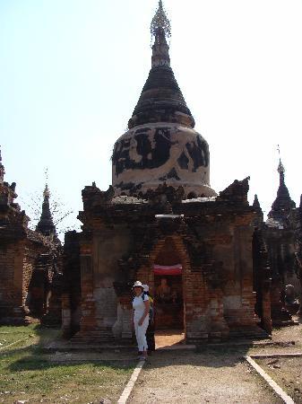 Innwa: Por el camino está lleno de Templos