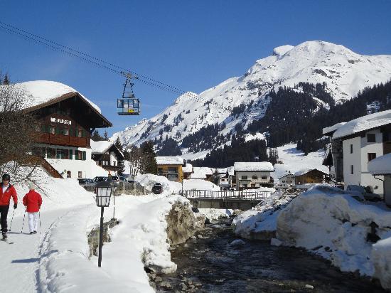 Hotel Haldenhof : Gondola