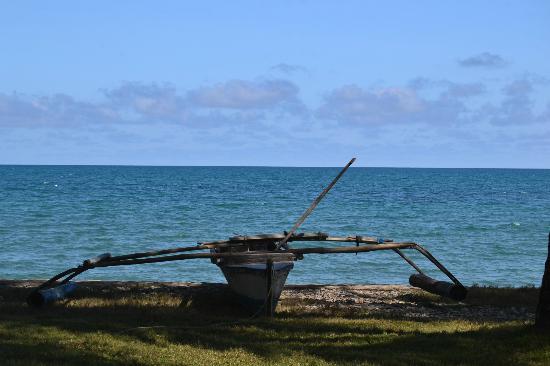 Villa Leonora Beach Resort: Relax