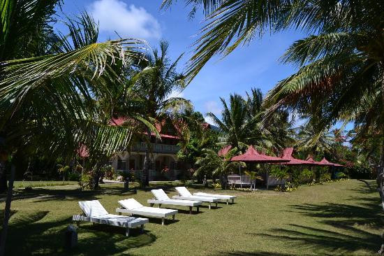 Villa Leonora Beach Resort: Lujazo
