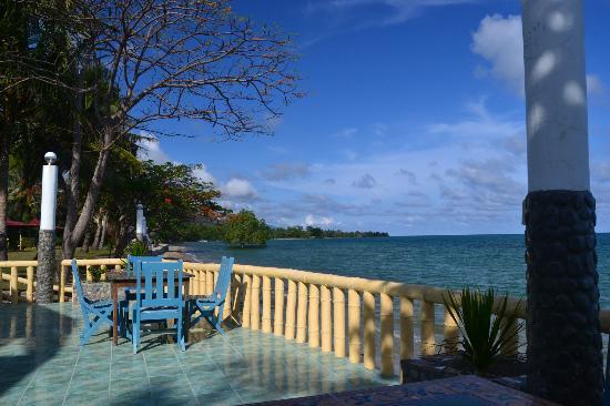 Villa Leonora Beach Resort: Vistas desde el hotel