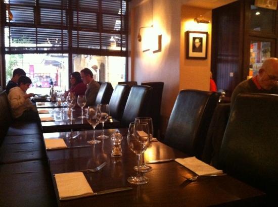 Cafe Koha Bar: muy agradable