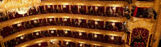 Bolshoi Theatre: Inside the Boschoï