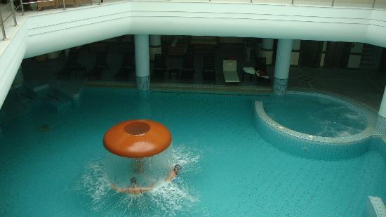 Thermae Sylla Spa & Wellness Hotel: Indoor pool