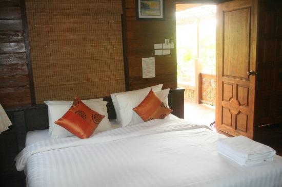 Mermaid Mansion & Thai Villa: Villa n° 3