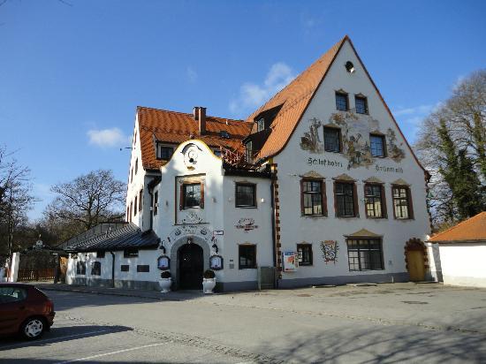 Schlosshotel Gr Nwald Bewertungen Fotos Preisvergleich