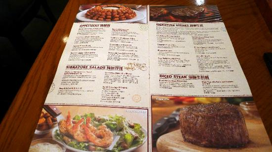 Lone Star Steakhouse menu prices for great steaks, cold drinks, and Texas hospitality. Don't forget the Texas-size burgers, ribs, and sandwiches.