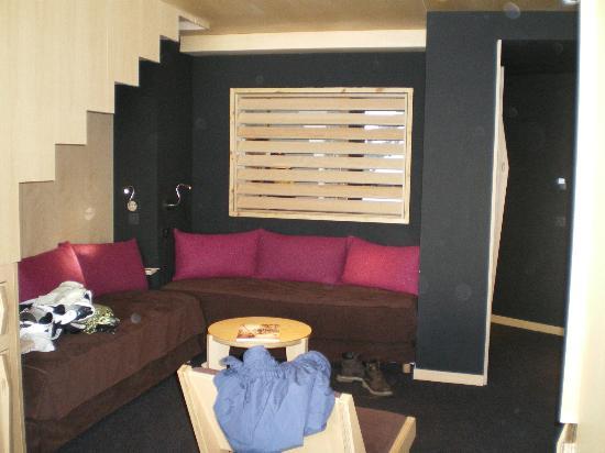 Altapura : The Club room is amazing!