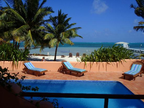 Seaside Villas Condos: View from room