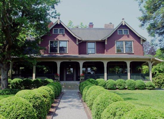 Photo of 1900 Inn on Montford Asheville