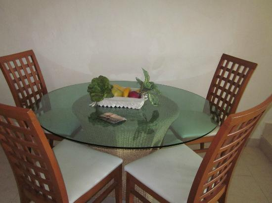 Casa Ixchel: Dining room