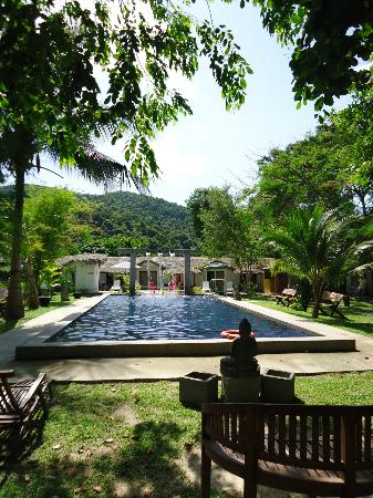 Green Village Langkawi: The Pool.