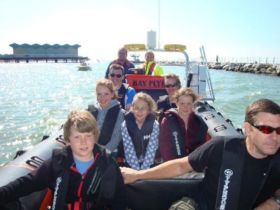 Bay Tours Sea Safaris: Happy Customers