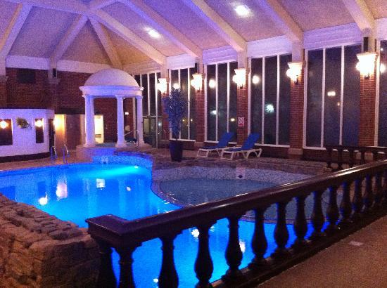 The Pool Picture Of Mottram Hall Mottram St Andrew Tripadvisor