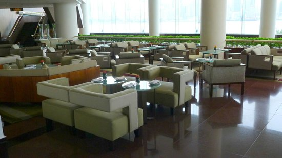 Lobby Lounge (InterContinental Hong Kong)