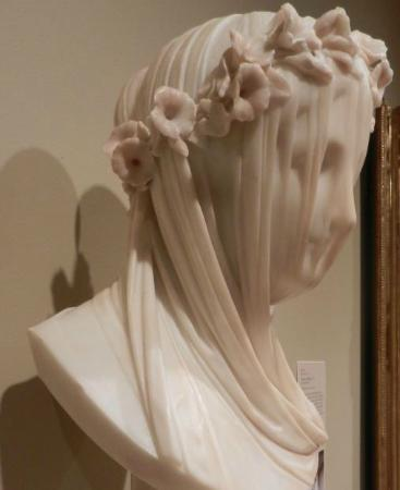 Minneapolis Institute of Art : Veiled Lady
