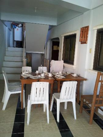 Graywall Resort: Balcony