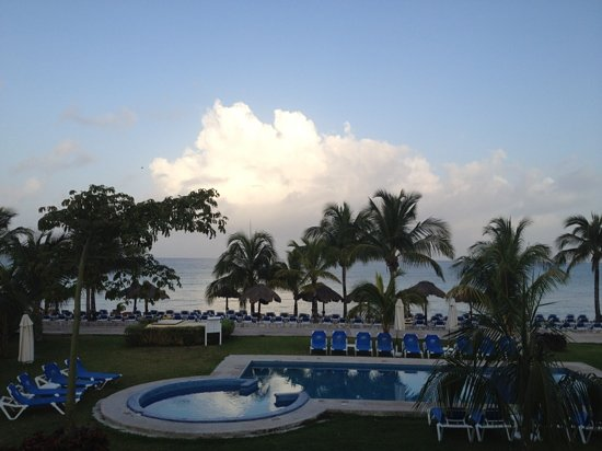 Allegro Cozumel: room view 6721