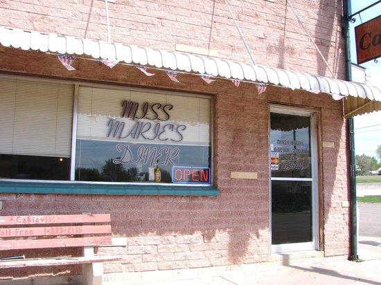 Clifton, KS : Miss Marie's Diner