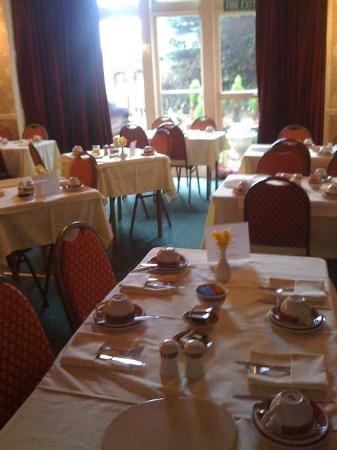 Marmion House Hotel: Breakfast room