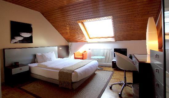 Design Hotel F6: Superior Double Room