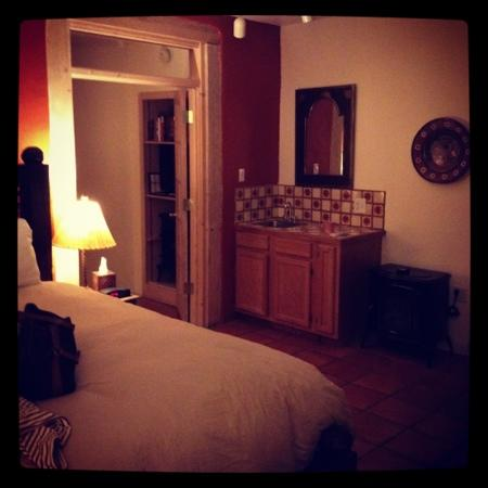 Casa Cuma Bed & Breakfast: our room