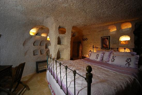 Gamirasu Cave Hotel: pigeon nest